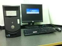 Professionally used Dell 2400 desktop system, in great