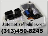 2001-2010 Volvo XC90 AWD Differencial Electronic Module