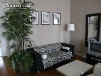 Landmark Brownstone one large bedroom furnished