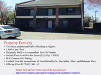 Available or Lease: 3053 Mercedes Blvd, New Orleans, LA