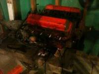 327 chevy and trans. 200.00 out of 65 impala. 2 speed