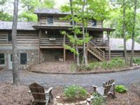 MLS #170270 -A true classic Stonebridge log home built