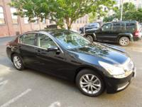 I am selling my 2007 Infiniti G35x 4 door sedan. The