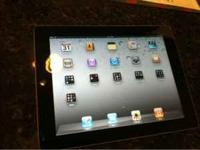 Perfect working 32GB wifi iPad 2 available for sale.