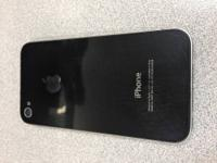 32 GB iPhone 4 for verizon. great condition. minor