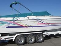 Please call owner Paul at  or . Boat is in Carson City,