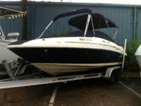2005 Sea Ray 220 SUNDECK Health issues force sale of