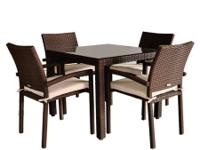 We have this great NEW Atlantic Liberty Dining Table