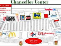 CHANCELLOR CENTER BUYING RETAIL, WORKPLACE, DINING