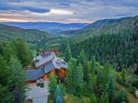 Encompassing 331 pristine acres of Utah mountain glory,