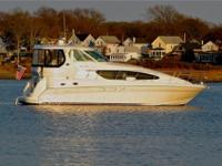 This 41 foot 2008 Sea Ray 40 Motor Yacht is located in