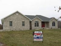 Beautiful country subdivision with spacious yards, this