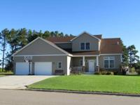 Two Story home for sale in north Sartell.  Built in