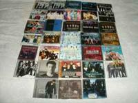 33 BACK STREET BOY'S CD'S $60.00  Location: EAST BERLIN