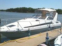 I AM SELLING MY 33ft 1991 BAYLINER AVANTI TITLE IN