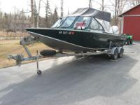 2003 Yukon River Boat$34,000THIS IS A 22 FT. WELDED