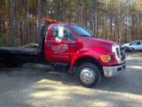 2008 Ford F650,Well maintained and clean Lizard Lick
