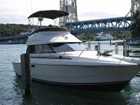 Contact Boat Owner Bruce at . Boat is located in