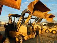 EQUIPMENT COMPANY in Gonzales, TX has heavy equipment