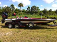 2008 Ranger Z20 with Yamaha 225 HPDI with 190 Hours.