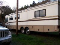 STILL FOR SALE OR TRADE FOR SMALLER RV.C Class,,,,,,,99