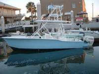 26? PACEMAKER SPORTFISH custom refit to center console
