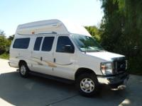 2009 Majestic Motor Home 19' with Ford 5.4 Liter V8,