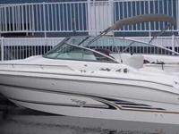 2000 Sea Ray 280 BOW RIDER 2000 Sea Ray 280 BR, JUST