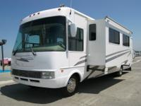 2002 National Dolphin 5342. Ford Triton V10. Only