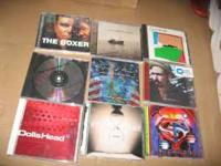 Box of 34 CDs. Assorted artists and titles : Loreena