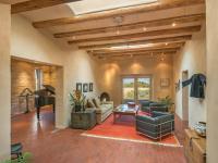 Gorgeous contemporary Pueblo style home in La Tierra