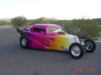 I am selling a truly one of a kind 34-Ford (titled 2003