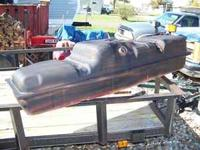 I have for sale a GM 34 gallon gas tank. Was leaking,