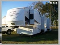 2009 34FLR Prairie Schooner Fifth Wheel Originally