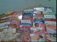 34 Quilt Books For Sale (all new/never used)Retail