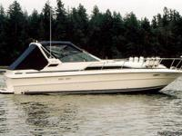 The ONE IN A MILLION is powered by twin MerCruiser 454,