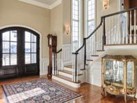 This incomparable Colonial home in Manheim Township