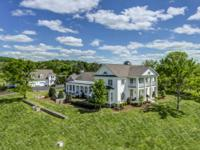 Like NO other! Breathtaking 23 ac. farm in convenient