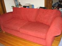 I have a great sofa and loveseat for sale. Both are in