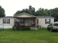 2004 Fleetwood doublewide four bedroom mobile home in
