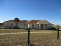 Stunning 3 bedroom/3 bath home situated on 17+ acres!