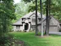 Beautiful home on 5 acres of wooded hilltop.WHAT I LOVE