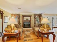Magnificent Waterfront Estate on 3.6 Park-like Acres!