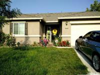 Newer home for sale in great area of Visalia, this is a