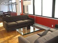 Large, full-floor, private, three-bedroom loft for 1-8