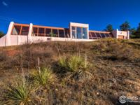 Earthship! The ultimate in sustainable living!