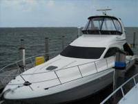 2007 Sea Ray 44 SEDAN BRIDGE This is one of the lowest