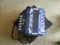 accordion works and sounds great, asking $700 if