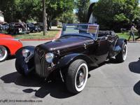 1932 FordCabrio(folding top/roll-up windows) all steel