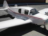 1960 Bellanca-260 260HP Cont IO470F engine, 82?